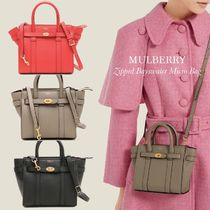 """MULBERRY """"ZIPPED BAYSWATER""""  マイクロサイズ"""