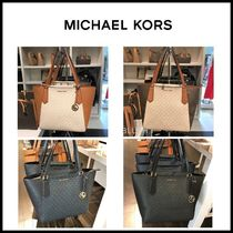 【Michael Kors】 KIMBERLY ラージトート