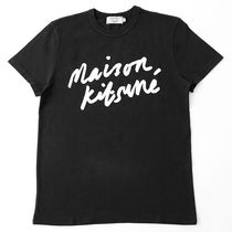 MAISON KITSUNE 04287 AM00104KJ 0008 HANDWRITING シャツ