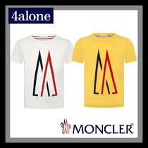MONCLER★KIDS★半袖ロゴTシャツ4-6A