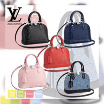 ◆LouisVuitton◆ ALMABB エピレザ− 2WAY バッグ 5COLOR