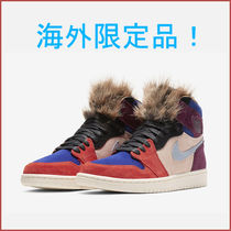 海外限定!Nike Air Jordan 1 Court Lux High Aleali May