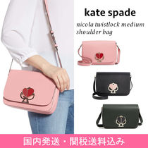 【国内発送】nicola twistlock medium shoulder bagセール