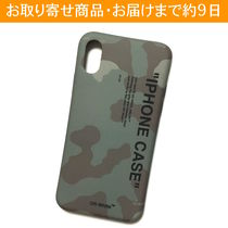 OFF-WHITE CAMO QUOTE iPhone case