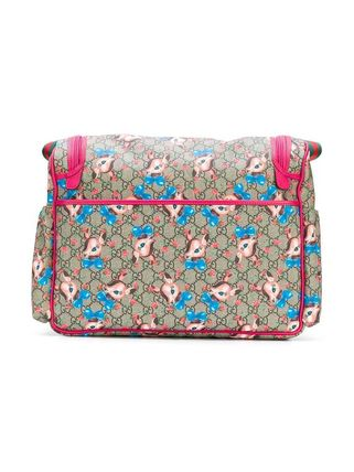 GUCCI マザーズバッグ 【正規品保証】GUCCI★19春夏★GG FAWNS CHANGING BAG(4)