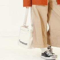 COVERNAT(コボナッ) ショルダーバッグ 韓国発  COVERNAT AUTHENTIC LOGO SMALL CROSS BAG