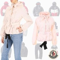 MONCLER GAMME ROUGE ナイロン ジャケット Pink 春アピール全開