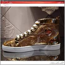 ◆Christian Louboutin 19SS最新作◆Louis Orlato Men's Flat◆