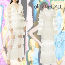 【19SS】★Alice Mccall★Say Yes To The ドレス/ホワイト