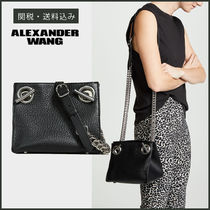 【ALEXANDER WANG】 GENESIS MINI SHOPPER BAG ショルダーバッグ