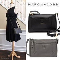 MARC JACOBS * Leather Crossbody