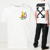 Off-White_BART PEACE SIGNシンプソンズ T☆正規品・安全発送☆