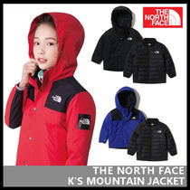 【THE NORTH FACE】K'S MOUNTAIN JACKET NJ2HK01
