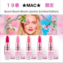 19春限定★MAC★Boom Boom Bloom Lipstick 桜リップ