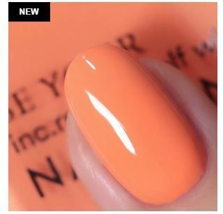 Nails Inc マニキュア Nails Inc限定☆Kiss My Peach Duo Nail Set(6)