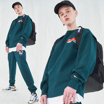 (( ADERERROR ))  PUMA x ADER Crew Point Logo Sweat NE338