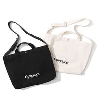 【Covernat】正規品 AUTHENTIC LOGO 2WAY BAG 2色/追跡付