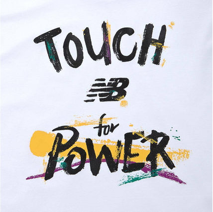 New Balance Tシャツ・カットソー New Balance 2019 SS New UNI Campaign Pack Drawing T-shirt(5)