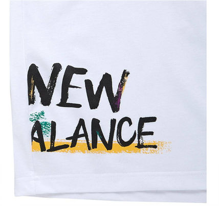 New Balance Tシャツ・カットソー New Balance 2019 SS New UNI Campaign Pack Drawing T-shirt(6)