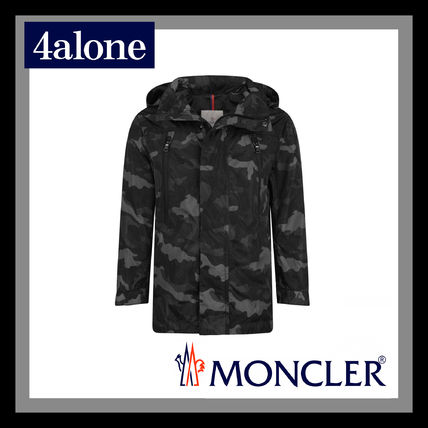 MONCLER★大人もOK★RIBBLEカモフラ柄ジャケット☆12A