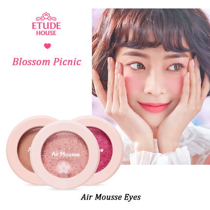 ETUDE HOUSE アイメイク ETUDE HOUSE♡Blossom Picnic エアームースアイズ / 追跡付