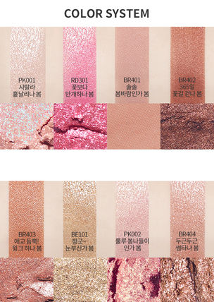 ETUDE HOUSE アイメイク ETUDE HOUSE♡Blossom Picnic エアームースアイズ / 追跡付(4)