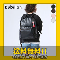 bubilian(バビリアン) バックパック・リュック ★BUBILIAN★ Leather Backpack