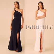 ☆CAMEO COLLECTIVE レッグカット*ロングドレス/2色☆送関込