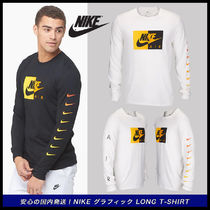 USA限定モデル☆安心の国内発送!Nike Graphic Long T-Shirt♪