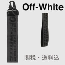 OFF WHITE★キーチェーン メンズ 国内発送