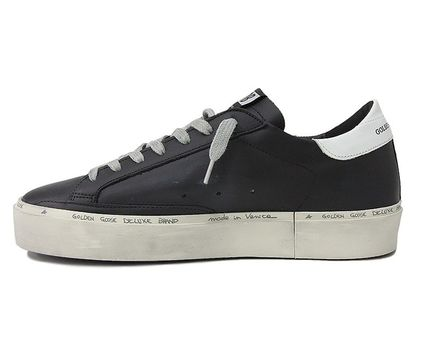Golden Goose スニーカー ★関税込/追跡★GOLDEN GOOSE★HI STAR SNEAKERS★BLACK/WHITE(3)