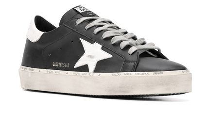 Golden Goose スニーカー ★関税込/追跡★GOLDEN GOOSE★HI STAR SNEAKERS★BLACK/WHITE(4)