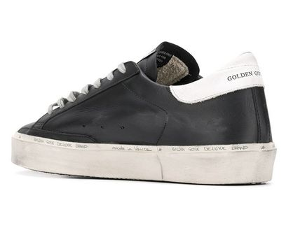 Golden Goose スニーカー ★関税込/追跡★GOLDEN GOOSE★HI STAR SNEAKERS★BLACK/WHITE(5)