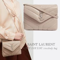 Saint Laurent TOY LOULOU ショルダー バッグ