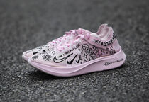 Nathan Bell ★ NIKE ナイキ Zoom Fly SP Fast BREAKING2 ピンク