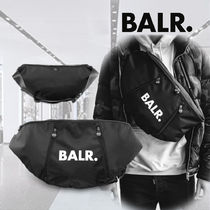 **BALR**ボーラー★U-SERIES OVERSIZED SHOULDER BAG