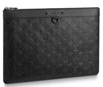 超入手困難☆Louis Vuitton Monogram ShadowZippy Discovery