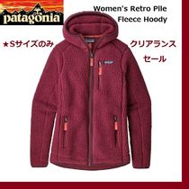 ◆Patagonia◆Women's Retro Pile Fleece Hoodie◆