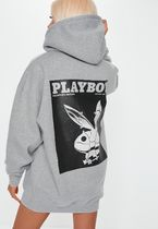 ◆Playboy x Missguided◆ Bunny♡ ビッグサイズワンピース