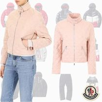 MONCLER GAMME ROUGE ナイロン ジャケット Pink 季節感を先取り
