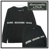 Abercrombie & Fitch(アバクロ) キッズ用トップス 1点限り/国内即発送☆Abercrombie&Fitch長袖Tシャツ(ボーイズ)
