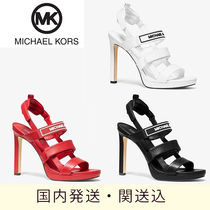 日本未入荷☆Michael Kors☆Demi Leather Sandal