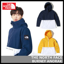 【THE NORTH FACE】BURNEY ANORAK NA4HK02