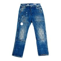 Gstar Faeroes Qd Classic Tapered Scatter 13Oz☆[RESALE]
