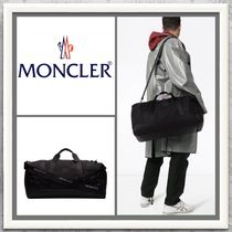 ★★★MONCLER《 ロゴ ボストン バッグ 》送料込み★★★
