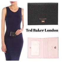 【Ted Baker LONDON 】Textured Oyster カードケース