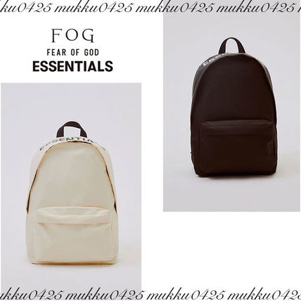 ff912a5b7a ... FEAR OF GOD バックパック・リュック FOG Fear Of God Essentials Graphic Backpack(2  ...