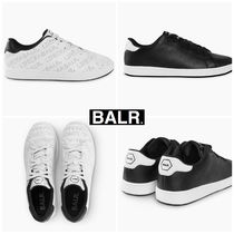 BALR.LOAB PERFORATED レザースニーカー
