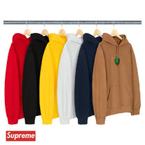 送料込 19SS Supreme Apple Hooded Sweatshirt シュプリーム