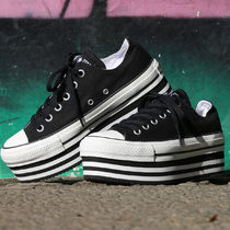 CONVERSE コンバース ALL STAR CHUNKYLINE OX 厚底スニーカー